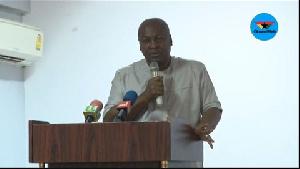 Former President John Dramani Mahama