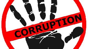 File photo: Corruption