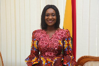 Mrs. Abena Osei Asare, MP, Atiwa East Constituency
