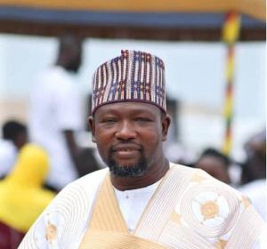 Abdul-Aziz Harun Futa, National Nasara Coordinator of NPP