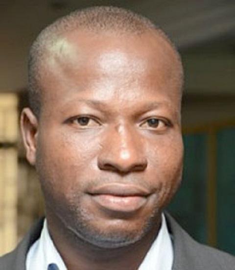 Acting General Secretary of the CPP, Mr James Kwabena Bomfeh Junior