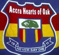 Logo of Accra Hearts of Oak