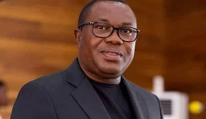 Samuel Ofosu-Ampofo is in court over a leaked audio