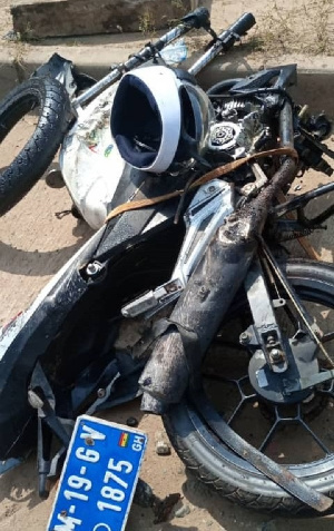 Motor Crash Accident