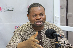Chief Executive Officer of Imani Africa, Franklin Cudjoe