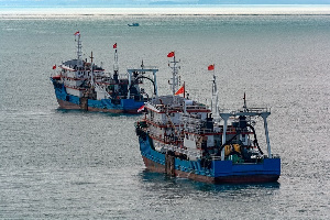 Operating fishing vessels in Ghana is gradually becoming expensive