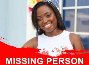 Rhodaline Amoah-Darko went missing on August 30