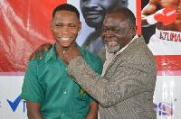 Amanfo S. Richard and Azumah