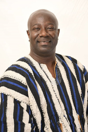 Dr. Dickson Adomako Kissi has vowed to win votes for Akufo-Addo