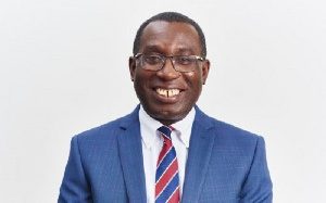 Dr Noel Tagoe, Professor of Accounting and Management practices at Nottingham University