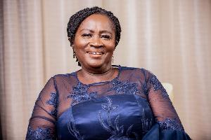 NDC 2020 Running Mate Professor Jane Naana Opoku-Agyamang