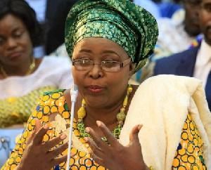 Minister for Local Government, Hajia Alima Mahama