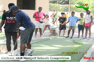 Winners of the championship will compete in next year;s Minigolf Continental Youth Championship
