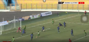 Mezak Asante Scored In The Division Two League In The Playoffs Final