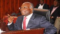 MP for Asansi Asokwa, K.T Hammond