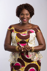 Radio personality and women and children advocate Anita Erskine