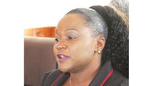 Zimbabwe's Legal and Parliamentary Affairs Secretary, Virginia Mabhiza