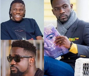 Stonebwoy, Sarkodie and Okyeame Kwame have been constantly flaunting their children on social media