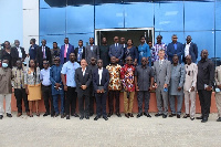 Stakeholders at the meter management launch