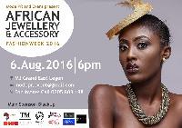 Africa Jewelry Fashion & Exhibition week