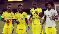 Kofi Opare has joined Bismark Adjei-Boateng at Colorado Rapids