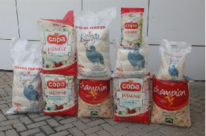 Vendors say local rice is in short supply while demand for it keeps rising