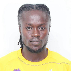 Nathaniel Asamoah was transferred to the Moroccan side in 2015 for US$ 150,000