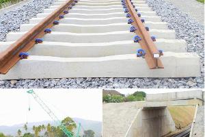 The railway project is part of the Tema-Mpakadan railway under the Ghana-Burkina interconnectivity r