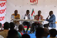 E.TV Ghana kick-starts manifesto dialogues at Madina