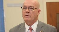Robert Porter Jackson, United States (US) Ambassador to Ghana