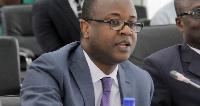 Dr. Maxwel Opoku-Afari, First Deputy Governor of the Bank of Ghana