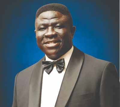 Kofi Addo-Agyekum wins most respected CEO award