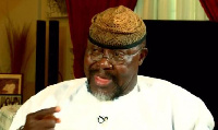 Dr Nyaho Nyaho Tamakloe has been suspended from the NPP