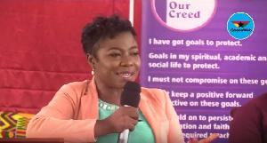 Broadcast Journalist, Afia Pokua