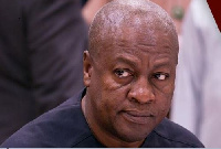 Former President John Mahama's comment suggested that NPP rigged the 2016 elections
