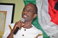 General Secretary of the NDC, Johnson Aseidu Nketiah