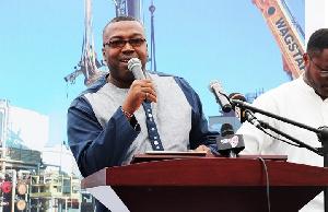 Dr Ben Asante CEO Ghana National Gas Company