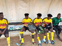 The Black Satellites will play the U-20 side of Niger in a friendly today