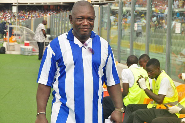 Olympics cannot afford NSA\'s charge for the Accra Sports Stadium - Oluboi Commodore