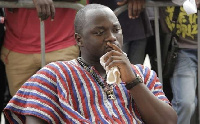 Valentino Nii Noi Nortey, Korle Klottey Constituency Chairman of the New Patriotic Party (NPP)