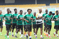 The Black Stars are aiming to end their 37-year wait for another AFCON title