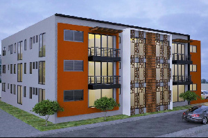 The company has begun work on a 400 affordable housing units project