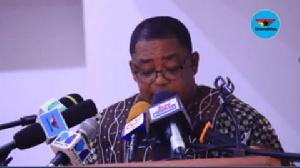 Nana Dr. Appiagyei Dankawoso I, President of Ghana National Chamber of Commerce