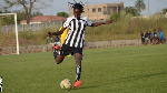 Ajara Samba in action with her club Red Scorpions