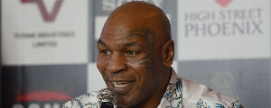 Mike Tyson last fought professionally in 2005