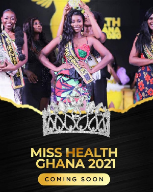 Miss Health Ghana to start soon