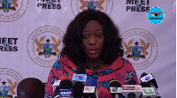 Catherine Afeku, Minister for Tourism, Acts and Culture