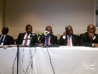 The Executive Committee of the GFA held a summit at Cape Coast in the Central Region