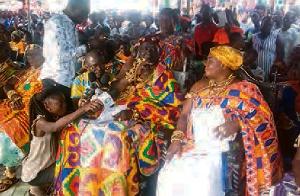 Chief Osabarima Kwesi Atta I1