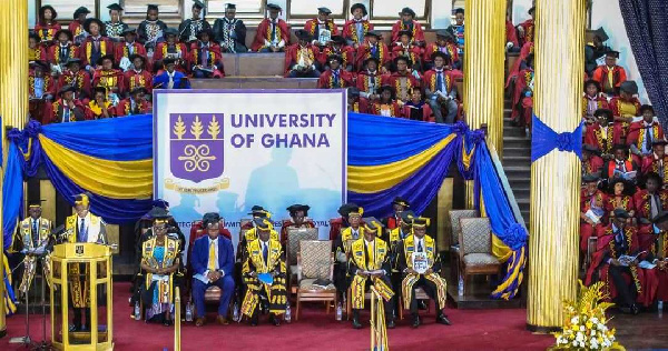 Meet all the valedictorians at 2019 University of Ghana November congregation